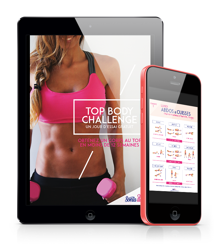 Top Body Challenge - Sonia Tlev