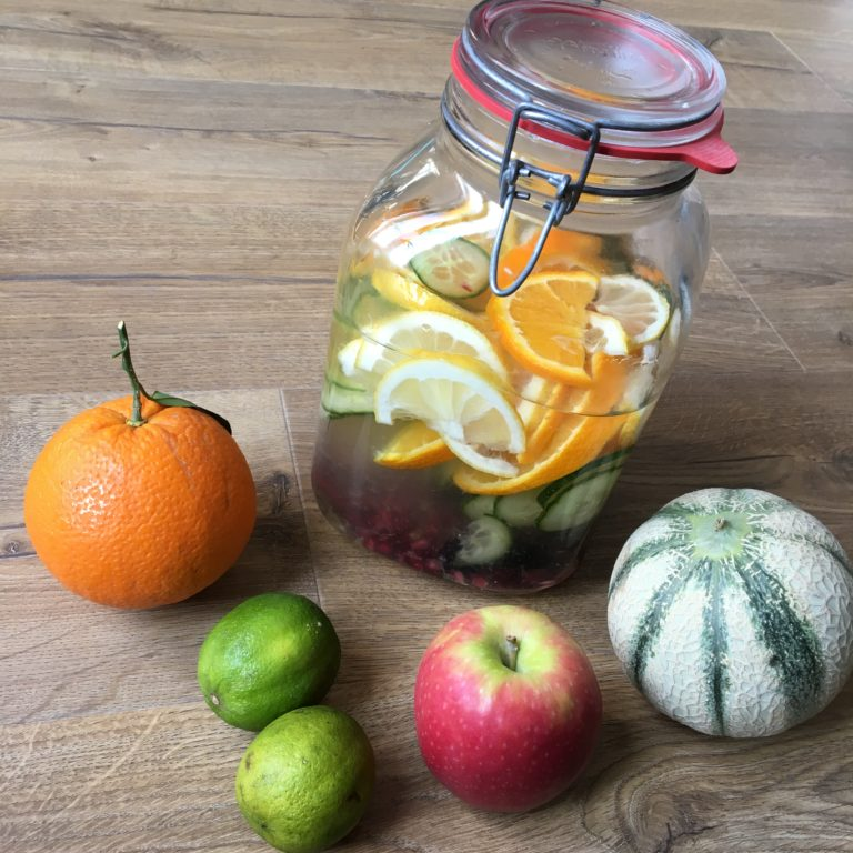 Detox Water Lucile Woodward